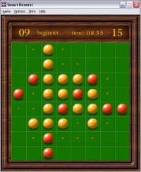 Smart Reversi 2.9 screenshot. Click to enlarge!