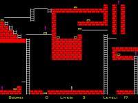 Snatch and Run : Lode Runner 1.54 screenshot. Click to enlarge!