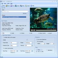 Snosh 2.1 screenshot. Click to enlarge!