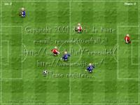 SoccerSaver 3.6 screenshot. Click to enlarge!