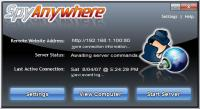SpyAnywhere 6.0 screenshot. Click to enlarge!