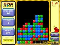 Super Blocks 1.1 screenshot. Click to enlarge!