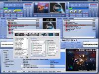 Swift Elite 4.0 screenshot. Click to enlarge!