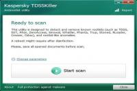 TDSSKiller 3.1.0.11 screenshot. Click to enlarge!