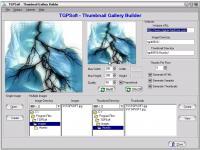 TGPSoft Thumbnail Gallery Builder 1.2 screenshot. Click to enlarge!