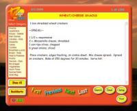 The Recipe Locker 1.1 screenshot. Click to enlarge!