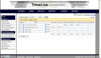 Timesheet software 3.8.3 screenshot. Click to enlarge!