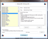 Trojan Remover 6.9.5.2951 screenshot. Click to enlarge!