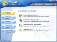 TuneUp Utilities 2011 10.0.4200.101 screenshot. Click to enlarge!