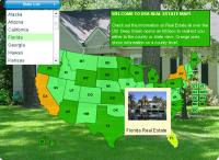 USA Real Estate Map 1.01 screenshot. Click to enlarge!