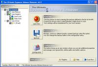 ! - $ Ultimate Spyware Adware Remover 6.0 screenshot. Click to enlarge!