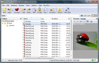UltimateZip 9.0.0.22 screenshot. Click to enlarge!