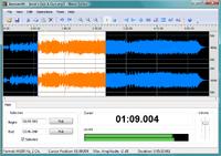 Wave Editor 3.5.0.0 screenshot. Click to enlarge!