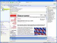 WebZIP 7.1.2.1052 screenshot. Click to enlarge!