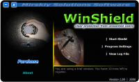 WinShield 1.0 screenshot. Click to enlarge!