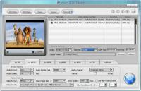WinX DVD Ripper 5.5.17 screenshot. Click to enlarge!