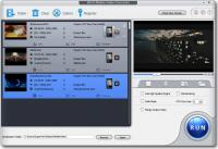 WinX Mobile Video Converter 3.1.1 screenshot. Click to enlarge!