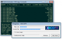 XXCOPY 3.33.3 screenshot. Click to enlarge!