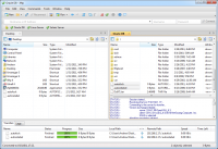 Xftp Free 5.0.1028 screenshot. Click to enlarge!