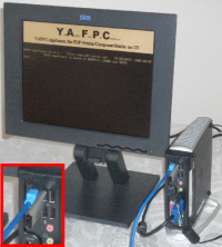YAFPC-Appliance 7.00 screenshot. Click to enlarge!