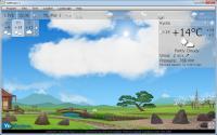 YoWindow 4.98 screenshot. Click to enlarge!