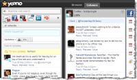 Yoono Desktop 1.8.32 screenshot. Click to enlarge!