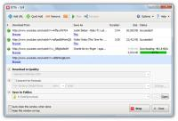 MP4 Downloader 3.19.6 screenshot. Click to enlarge!