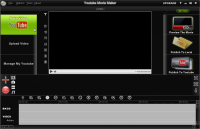 YouTube Movie Maker 16.02 screenshot. Click to enlarge!