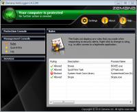 Zemana AntiLogger 2.72.2.345 screenshot. Click to enlarge!