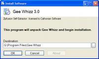 Zipfusion 6.2.02 screenshot. Click to enlarge!