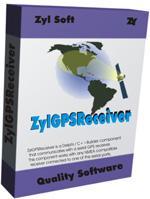 ZylGPSReceiver 3.75 screenshot. Click to enlarge!