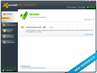 Avast Pro Antivirus 12.3.2280.12.3.3149. screenshot. Click to enlarge!
