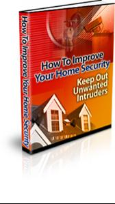 eBook Improve Your  Home Security 1.0 screenshot. Click to enlarge!