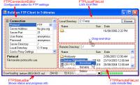 edtFTPnet/PRO 9.1.2 screenshot. Click to enlarge!