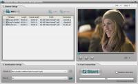 iFunia HD Video Converter 2.9.8.0 screenshot. Click to enlarge!
