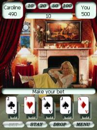 iSexGames Poker&BlackJack Low Video 1.2 screenshot. Click to enlarge!