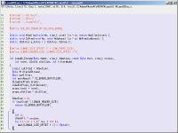neoeedit r197 screenshot. Click to enlarge!