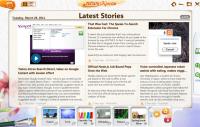 newsXpresso 1.0.1.0057 screenshot. Click to enlarge!