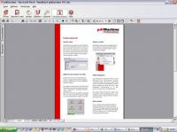 pdfMachine Pro 10.9 screenshot. Click to enlarge!