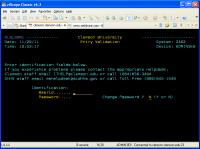 z/Scope Classic Terminal Emulator 6.2.0.146 screenshot. Click to enlarge!