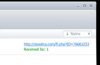 zeZebra 1.3.1.17 screenshot. Click to enlarge!